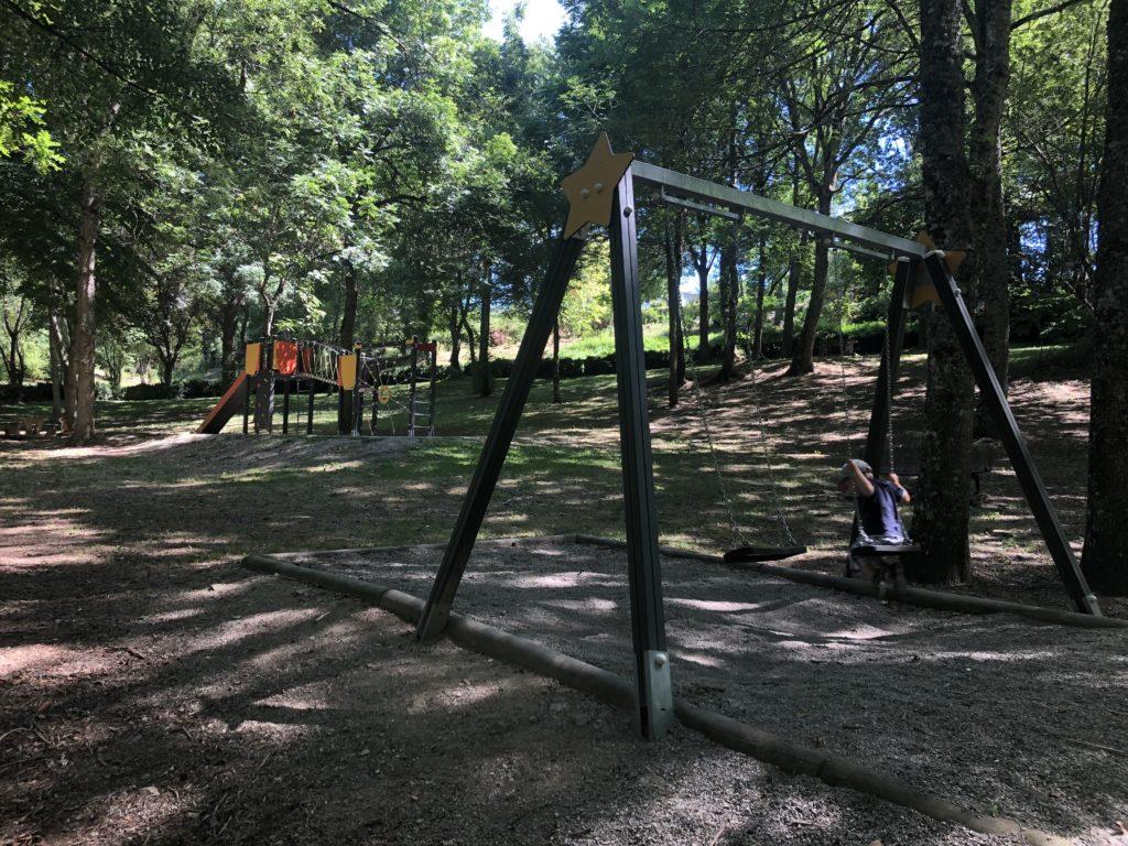 Saissac playground