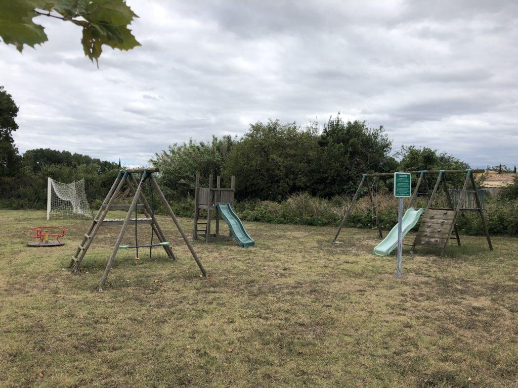 St. Eulalie playground